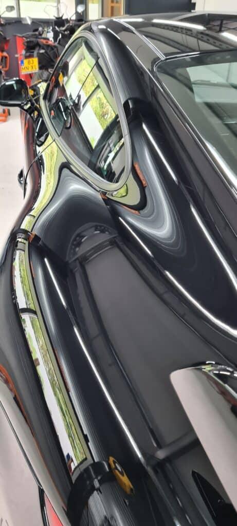 Glascoating Porsche GT3